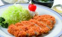 とんかつ定食 ¥980