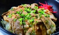 豚生姜焼き丼 ¥890