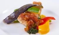 ㉔金目鯛と野菜のサルサ