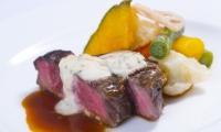 ㉗牛ヒレ肉のグリル マデラソース