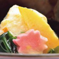 豆腐真丈若筍餡